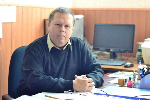 Ларін Олександр Миколайович